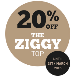 20% off Ziggy