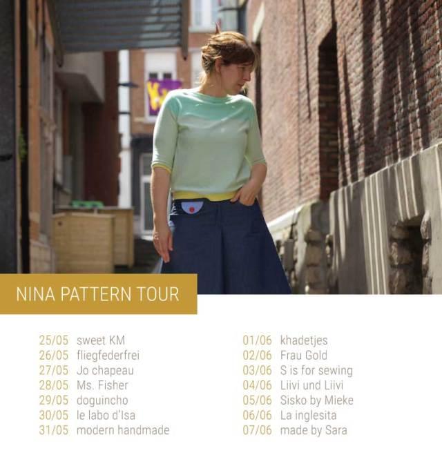 Patroontour-Nina